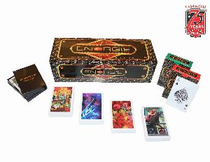 100% Pure Plastic Playing Cards (Energie)