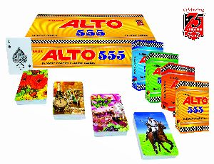 Club Quality Playing Card (Alto 555)