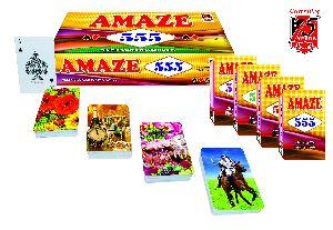 Club Quality Playing Card (Amaze 555)