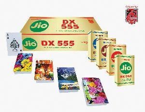Club Quality Playing Card (JIO DX 555)