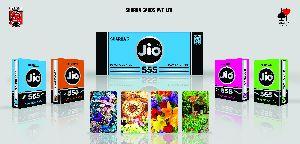 Club Quality Playing Card (Jio 555)