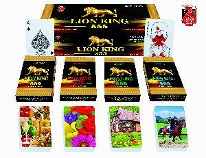 Club Quality Playing Card (Lion King 555)