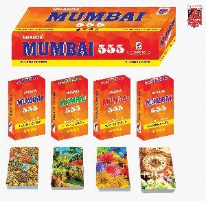 Club Quality Playing Cards (Mumbai 555)