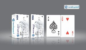 Corporate Playing Card (Barclays Bank)