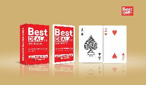 Corporate Playing Card (Best Deal TV)