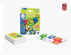 Custom Printed Game Cards