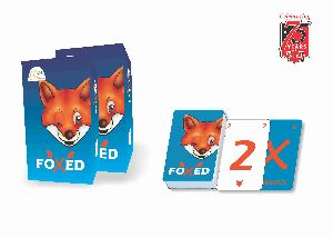 Custom Printed Game Cards (Foxed)