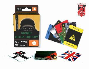 Custom Printed Game Cards (Somme)
