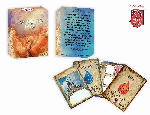 Custom Printed Game Cards (Wizards Duel Game)