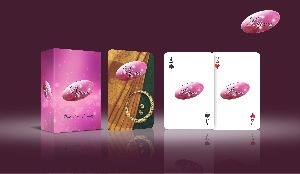 Custom Printed Playing Cards (Bijoux Jewelry)
