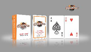 Custom Printed Playing Cards (Grillicious)