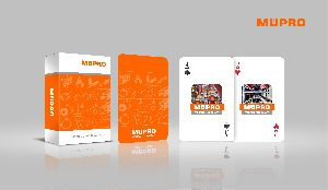 Custom Printed Playing Cards (Mupro)