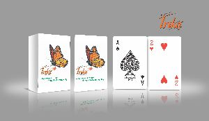 Custom Printed Playing Cards (Trika)