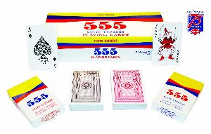 Premium Quality Playing Card (555 State Express)