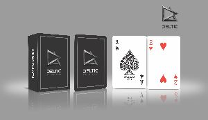 Promotional Playing Cards (Deltic)