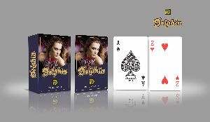 Promotional Playing Cards (Dolphin)