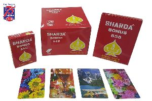 Sharda Playing Cards (Sharda Bonus 555)