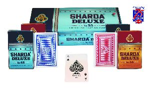 Sharda Playing Cards (Sharda Deluxe No. 55)