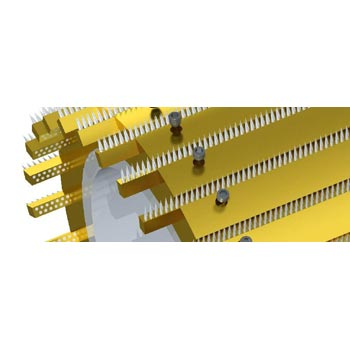 Fibrillating Roller 07
