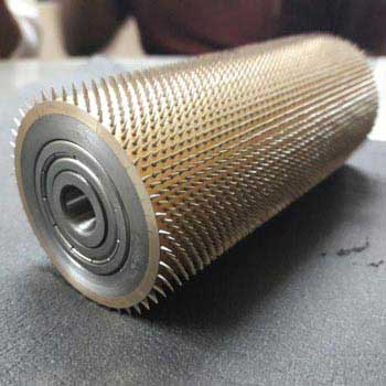 Perforation Roller for Polytex of W&h