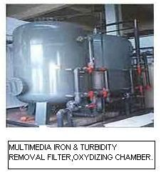 Water Sediment and Iron Removal Plant