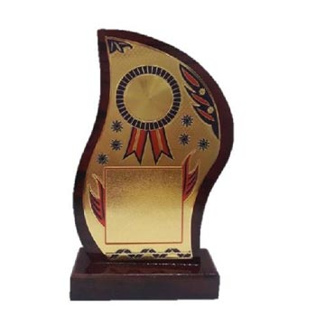 Economic Wooden Trophies 01