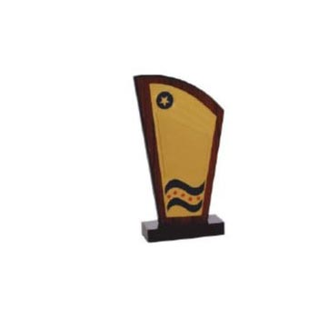Economic Wooden Trophies 02