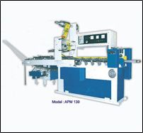 BISCUT AND SOAP WRAPPING MACHINES