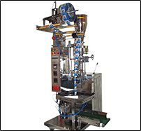 Fully Automatic Semi Pneumatic F.F.S. Machine