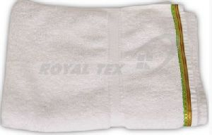 Fancy Border Bath Towel
