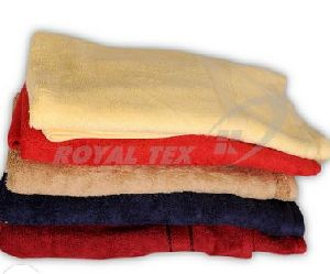Solid Color Bath Towel