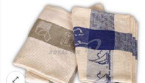 KT- 340  Jacquard Tea Towel