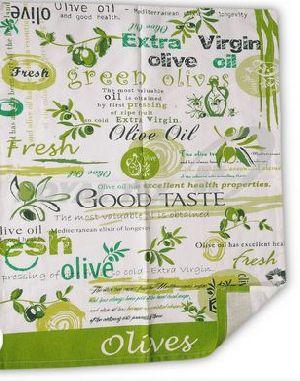 TTP-505  Printed Tea Towel