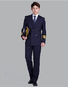 Mens Pilot Uniform