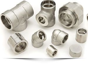 High Pressure Socket Weld Forged Pipe Fittings