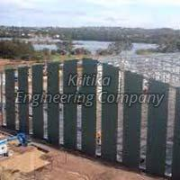 Industrial Sheds Erection & Fabrication
