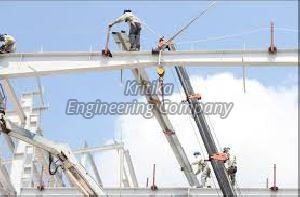 Industrial Shed, Warehouse & PEB Erection Services