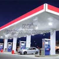 Petrol Pump Canopy Erection Services