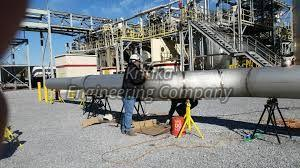 Pipeline Erection & Fabrication Services