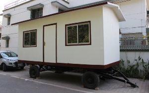 Portable Mobile Caravan