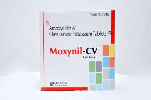 Moxynil-CV 625 Mg Tablets