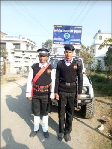 Office Security Guard Services