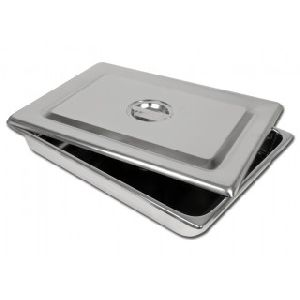 SURGICAL TRAYS STAINLESS STEEL