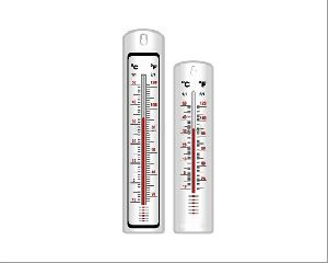 THERMOMETER WALL PLASTIC BODY
