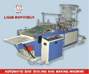 Courier bag Side Sealing Machine