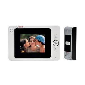 Hands Free Color Video Door Phone