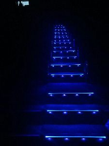 Cinema Hall Step Lights