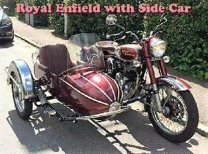 Royal Enfield Bullet Repairing Services