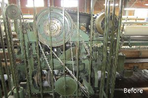 Carriage Transmission (before)