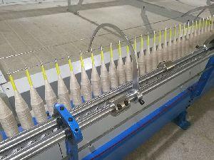 Servo Controlled Tangential Belt Mule Spinning Machine YZJ-1 10